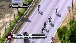Giro d'Italia 2015: Stage 10 Highlights