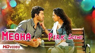 Megha Tamil Movie - Romance Scene in Park