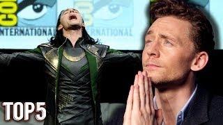 5 Reasons Tom Hiddleston is the Internet's Boyfriend!