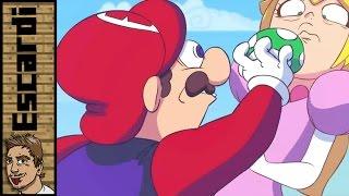 Luigi's Ballad ANIMATED MUSIC VIDEO - Starbomb [ Spanish Fandub ]