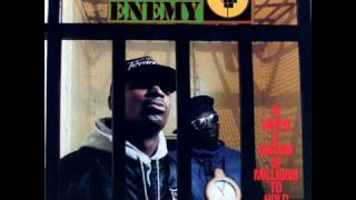 Public Enemy It Takes A Nation Of Millions To Hold Us Back{FULL ALBUM}(1988)