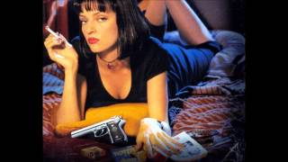 Pumpkin and Honey Bunny / Misirlou (Pulp Fiction OST) (HQ)