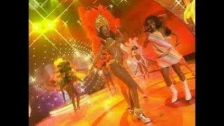 """Samba-Tänzerinnen im ZDF mit Bellini & """"Samba de Janeiro"""" • Copacabana Sambashow Berlin"""