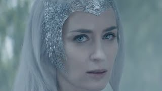 The Huntsman: Winters War - The Ice Queen | official FIRST LOOK clip (2016) Emily Blunt