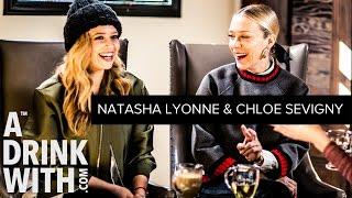 Chloë Sevigny & Natasha Lyonne   Interview At Sundance   A Drink With