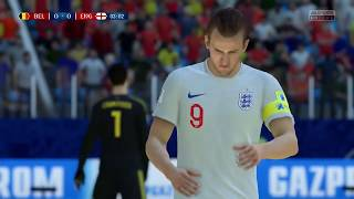 World Cup 2018 Belgium vs England - 3rd Place 2018 Full Match First Look Quick Sim (FIFA 18)