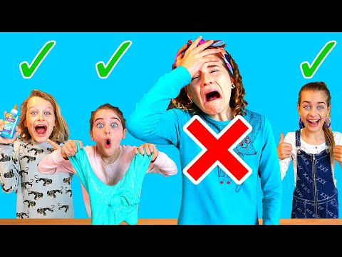 SABRE S OUT In or Out Slime Challenge 3 By The Norris Nuts