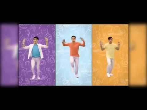 Nestle Wellness Dance 2016 #HealthGoals [Mirrored]