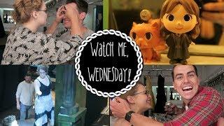 Lucas is a Hufflepuff | Watch Me Wednesday