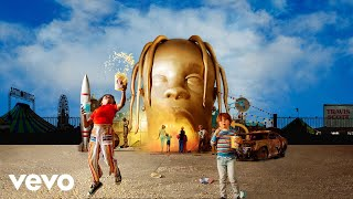 Travis Scott - ASTROTHUNDER (Official Audio)