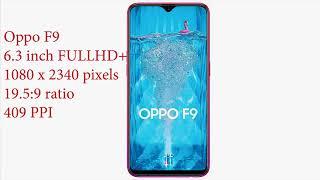 OPPO F9 ចេញហើយលែងមានNotch ដូចiphone ហើយ