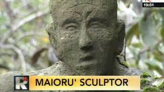 Stefan Stoica-maioru sculptor din Bala