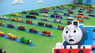 Thomas TrackMaster Collection   TOMICA Thomas & Friends