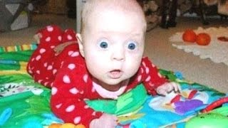 Funny Babies - A Funny Baby Videos Compilation 2015