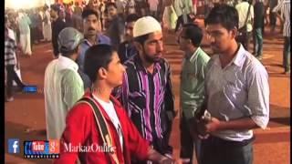 Markaz Kashmir Students in Kerala School Kalolsavam 2014   Indiavision report