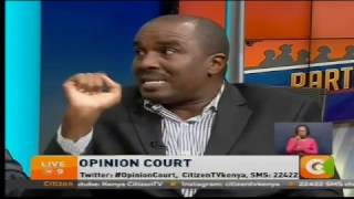 Opinion Court: NASA's line up [Part 1]