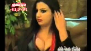 رقص سوري في حفلة نار