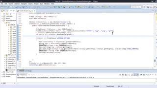 Tutoriel Java GUI #35 : Parcourir et afficher une image (2)  - Darija
