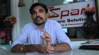 SPARK SOFTWARE SOLUTIONS  computer training& placement Division