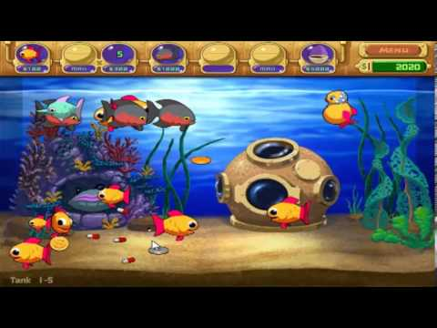 Fish tycoon walkthrough vidoemo emotional video unity for Fish tycoon 2 guide