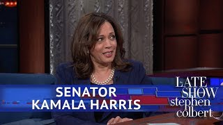 Sen. Harris: There Is Bipartisan Support For Protecting Mueller