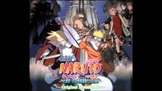 Naruto Movie 2 OST #36 Comrade's Help (Dōshi no Tasuke)