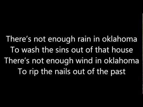 Carrie Underwood Blown Away Lyrics