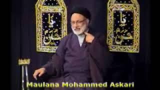 Namaz ki hifazat - Maulana Mohammed Askari