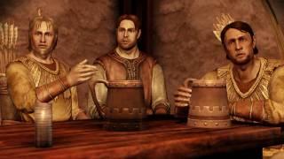 Dragon Age Origins - funny scene in Redcliffe