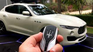 Maserati Levante Prices in Saudi, UAE, GCC