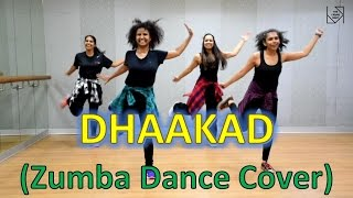Zumba Dance Workout On Dhaakad  Dangal Movie