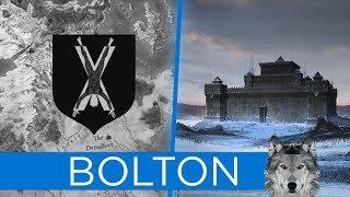 HAUS BOLTON: Geschichte & Entwicklung - Game of Thrones History