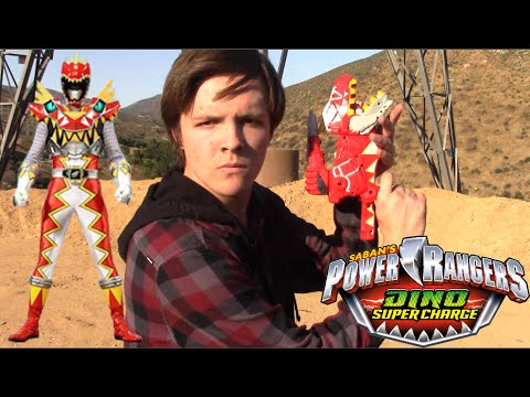 Power Rangers Dino Super Charge T-Rex Super Charge Morph