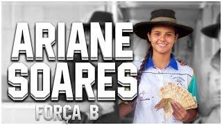 Ariane Soares - Campeões Força B - 5º Brasileirão CLC