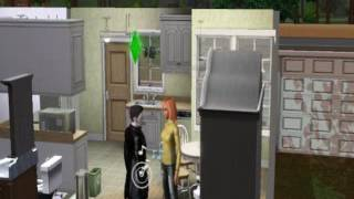 Compel to drink Sims 3