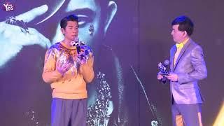 《Yes現場 全長無剪》郭富城舞林密碼2018全球巡演啟動儀式