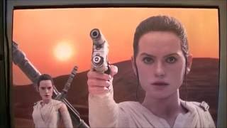 Hot Toys Rey & BB 8 Star Wars The Force Awakens Review