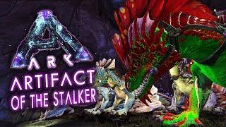 ARK ABERRATION Deutsch 👾 #89 • Artifact of the Stalker • ARK Deutsch German Gameplay