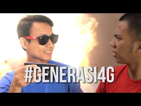 GENERASI 4G - Koharotv feat. Susahtidur