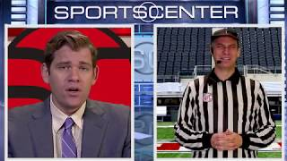 NFL Referee on New England Patriots Controversy (SUPER BOWL 52)