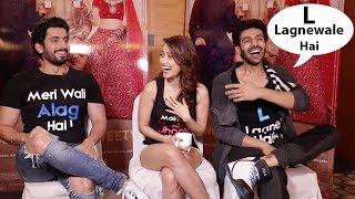 Sonu Ke Titu Ki Sweety Star Cast's CRAZY FUNNY Interview   Kartik Aaryan, Nushrat Bharucha, Sunny