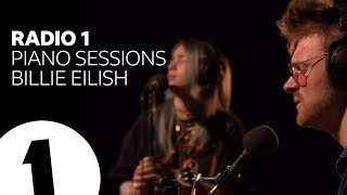Billie Eilish - The End of the World - Radio 1 Piano Sessions