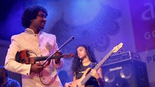 Abhijith P S Nair feat Sivamani & Mohini Dey Concert Highlights