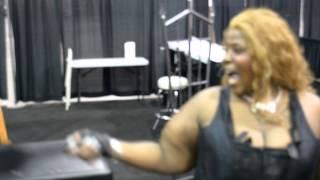 SUPREME DIVA AT THE CHICAGO EXXXOTICA 2013