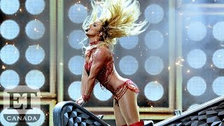 Yikes! Britney Spears 'Make Me' Music Video Deemed TOO Hot