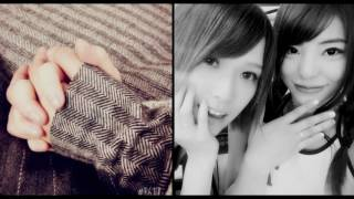 it girl || Nanako Tsukishima + Sora Shiina (Lesbian couple)