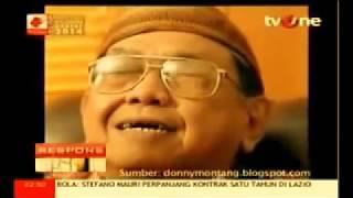 Geger !!!!! Ramalan Alm. Gusdur 2019 PRABOWO akan menjadi Presiden Indonesia
