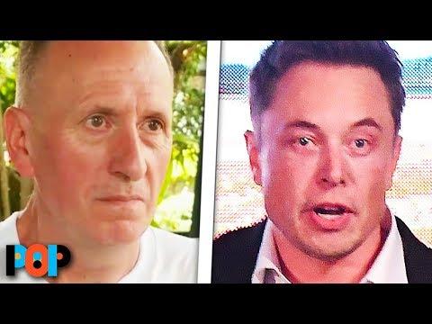 Xxx Mp4 Elon Musk Calls Hero Thai Rescue Diver A 39 PEDO 39 3gp Sex