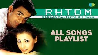 Rehnaa Hai Tere Dil Mein Songs | R Madhavan & Diya Mirza | HD song Jukebox