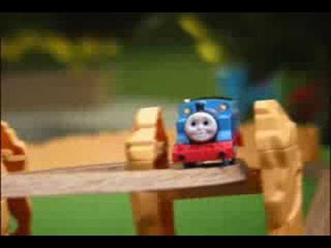 TrackMaster Action Canyon Commercial